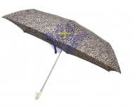 LEOPARD FOLDABLE UMBRELLA